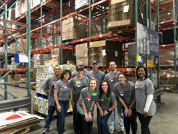 Second Harvest Volunteers