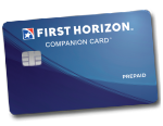 Manage funds with the reloadable Companion Card