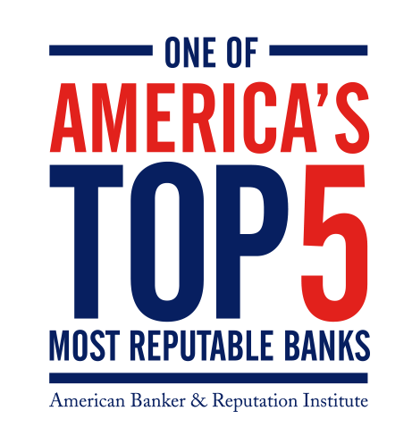 One of America's Top 5 Most Reputable Banks