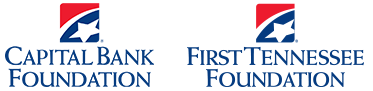 Capital Bank Foundation and First Tennessee Foundation