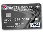 Platinum Premier Visa Card offers a low introductory rate with plenty of extras
